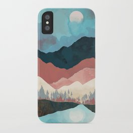 Fall Transition iPhone Case