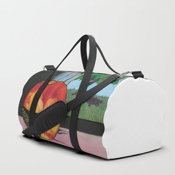Peachy Keen Duffle Bag