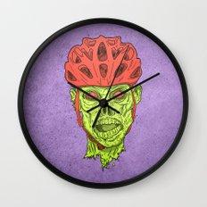 Zombie Spukk! Wall Clock