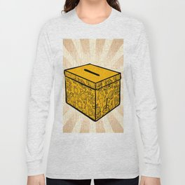 Ballot Box Long Sleeve T-shirt