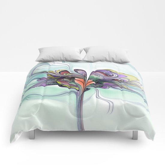 Butterfly Tree Comforters