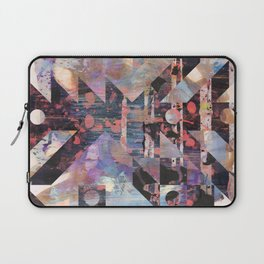 Where Does Outer Space End Laptop Sleeve