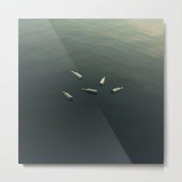 Floating still life Metal Print