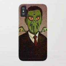 Prophets of Fiction - H.P. Lovecraft /Cthulhu Slim Case iPhone X