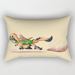Tiny Trainees Rectangular Pillow