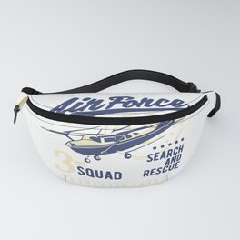 Air Force Fanny Pack