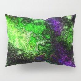 Verdant Purple Pillow Sham