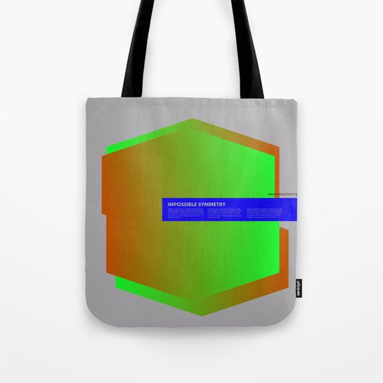 Impossible Symmetry - Ex Tote Bag