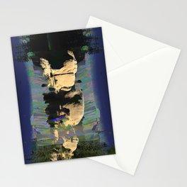 landscape collage #16 Stationery Cards