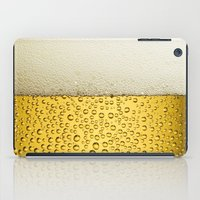 beer iPad Cases featuring Beer by Thorin