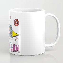 pump the jam Coffee Mug