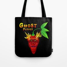 Ghost Pepper. Tote Bag