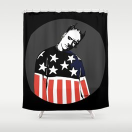 Keith Prodigy Black and Grey *All proceeds donated to charity* Shower Curtain