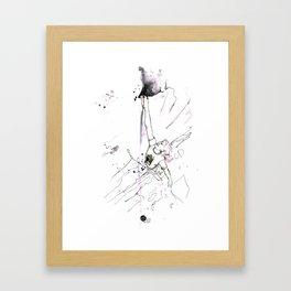 Valkyrie Man Framed Art Print
