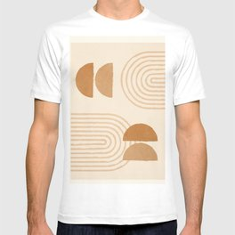 Water Abstract Flow 5 T-shirt