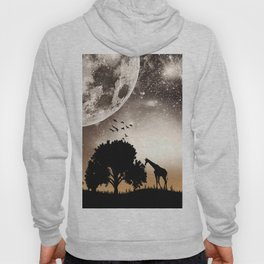 Nature silhouettes Hoody