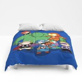 Baby Avenger-s Comforters