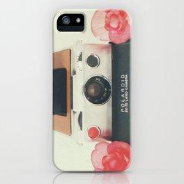 Polaroid Memories iPhone Case