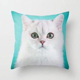 Puffy Throw Pillow