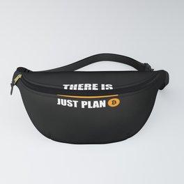 Bitcoin BTC Gift Fanny Pack