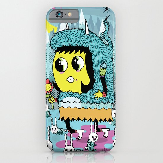 The Birds and the Bunnies  iPhone & iPod Case