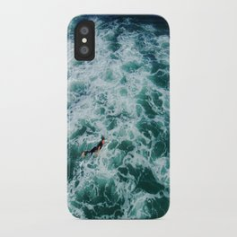 PADDLE OUT iPhone Case