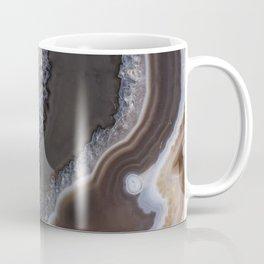 Agate crystal texture Coffee Mug