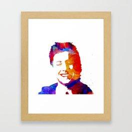 Jensen Framed Art Print
