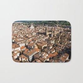 Aerial panoramic view of Florence Bath Mat