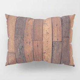 wood wall Pillow Sham
