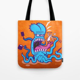 Extreme Cooking Tote Bag