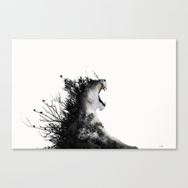 Back To Basics Canvas Print
