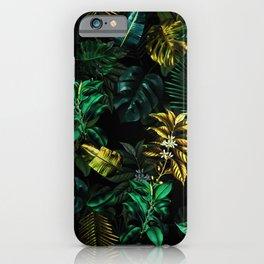 TROPICAL GARDEN VIII iPhone Case