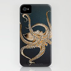 Embrace Of The Octopus Slim Case iPhone (4, 4s)