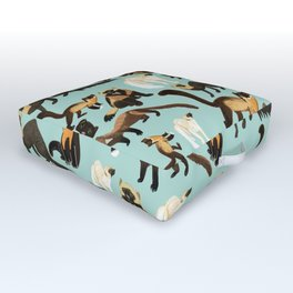 Martens of the World 2 Outdoor Floor Cushion