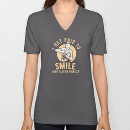 Coffee Lover Gifts Unisex V-Neck
