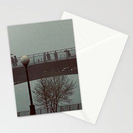 Bridge in Niagra, New York Photography by Willowcatdesigns Stationery Cards