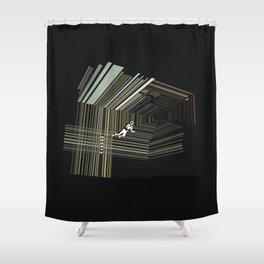 Interstellar Shower Curtain