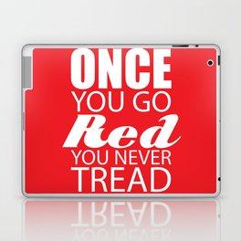 Going Red Laptop & iPad Skin
