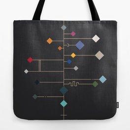 winter equinox Tote Bag