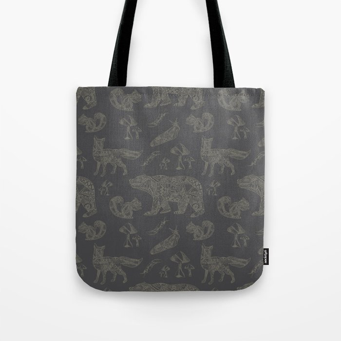 Shafted Woods Tote Bag