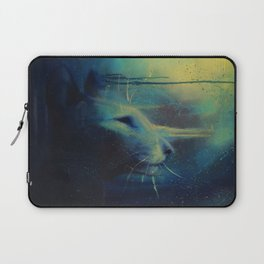 Cosmic Spacecat Laptop Sleeve