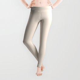 Dunn and Edwards Doeskin (Light Tan / Beige / Pastel Brown) DE5203 Solid Color Leggings