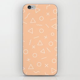 MEMPHIS ((melon)) iPhone Skin