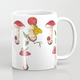 Mushie Love Coffee Mug