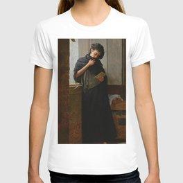 Longing Saudade By Almeida Junior 1899 T-shirt