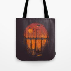The Star Hunter Tote Bag