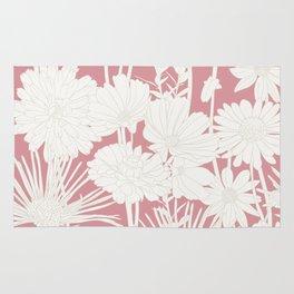 SPRING FLOWERS Rug