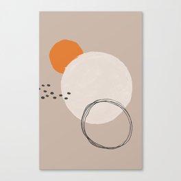 Full Moon - Version 1 Canvas Print