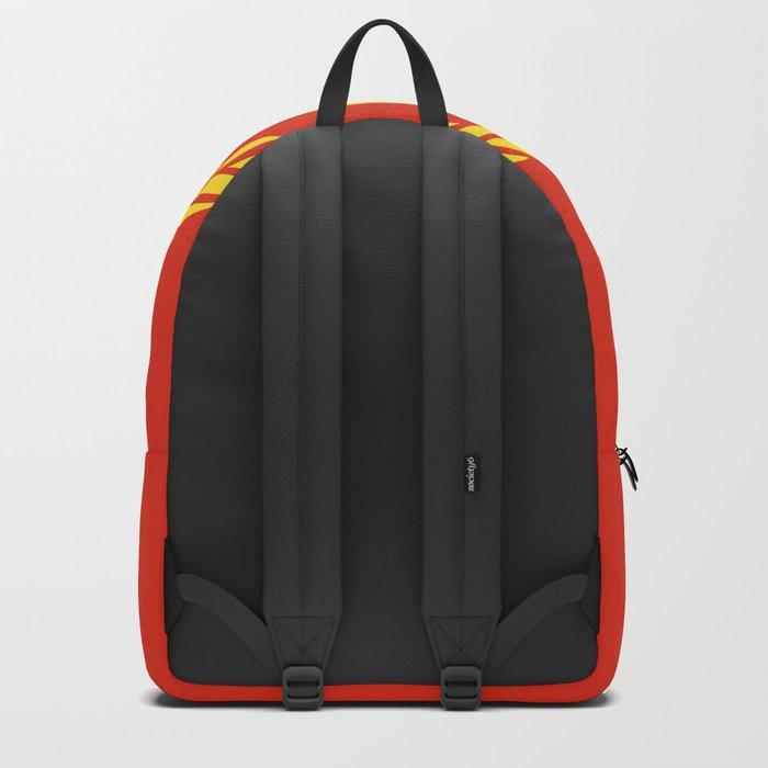 Russian Communist Flag Hammer & Sickle Backpack